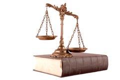 Loi et commande Image stock
