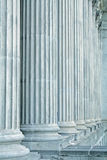 Loi et commande de justice Image stock