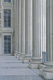 Loi et commande de justice Photographie stock