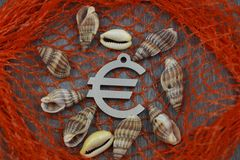 Loi européenne de pêche photos stock
