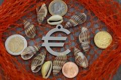 Loi européenne de pêche photographie stock libre de droits