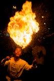 Loi Krathong 2014 Festival in Chiang Mai, Thailand Stock Image
