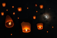 Loi Krathong Royalty Free Stock Photography