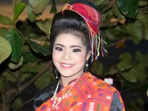 Loi Kratong festival Stock Image