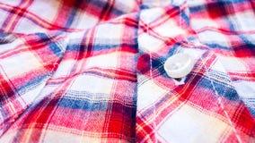 Loincloth αφηρημένο υπόβαθρο σύστασης πουκάμισων υφάσματος Στοκ Εικόνα