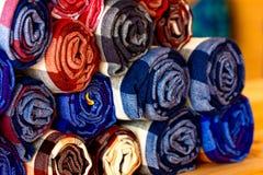 Loincloth крена, традиционный loincloth Стоковые Изображения RF