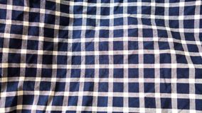 Loincloth fabric shirt abstract texture background Royalty Free Stock Images