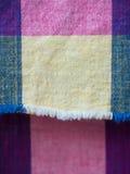 loincloth stylu tekstura tajlandzka Obraz Stock