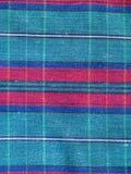 loincloth stylu tekstura tajlandzka Fotografia Stock