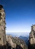 Lointain si ayez les montagnes Images libres de droits