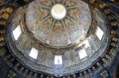 Loiola大教堂在阿兹佩希亚(西班牙) 库存图片