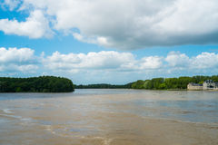 Loire Στοκ φωτογραφία με δικαίωμα ελεύθερης χρήσης