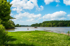 Loire Στοκ εικόνες με δικαίωμα ελεύθερης χρήσης