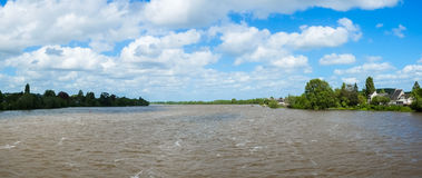 Loire Στοκ εικόνα με δικαίωμα ελεύθερης χρήσης