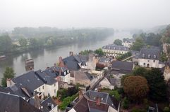 Loire river in France Royalty Free Stock Photography
