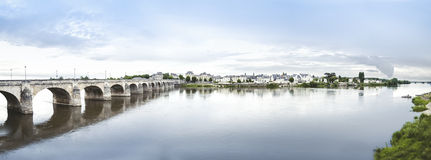 Loire river, France Royalty Free Stock Image