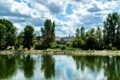 Loire Valley al suo meglio Fotografia Stock Libera da Diritti