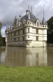 Loire Valley - Azay le Rideau - France Royalty Free Stock Images