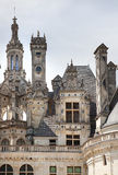 Loire valley chateau de chambord Stock Photo