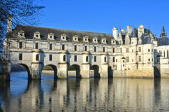 Loire Valley Chateau Stock Image
