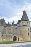 Loire Valley Chateau Stock Photo
