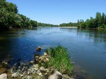 Loire valley Stock Photo