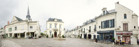 Loire Valley, France Stock Photography