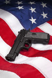 Lois américaines d'arme à feu photos libres de droits