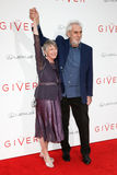 Lois Lowry, Phillip Noyce Royalty Free Stock Images