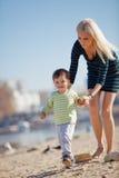 Loisirs de famille image libre de droits