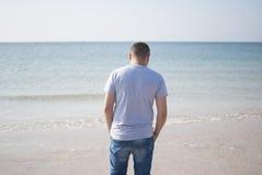 Loisirs en mer Photo libre de droits