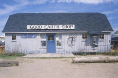 Loja antiga da boa terra Fotografia de Stock