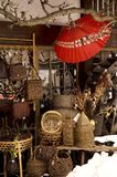 Loja asiática Imagens de Stock Royalty Free
