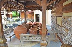 Loja cerâmica do ewer Fotografia de Stock