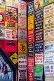 Loja 6 da cidade de Camden Imagem de Stock