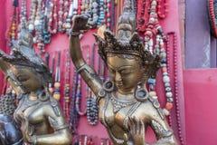 Loja da estátua do deus foto de stock