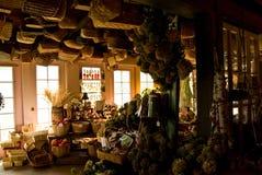 Loja da exploração agrícola do país Imagens de Stock Royalty Free