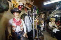Loja da feira da ladra de Jaffa Imagem de Stock