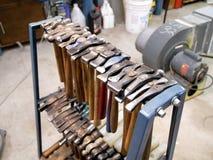 Loja da ferramenta Fotos de Stock
