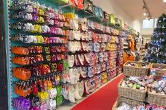 Loja da obstrução em Amsterdão Imagens de Stock Royalty Free