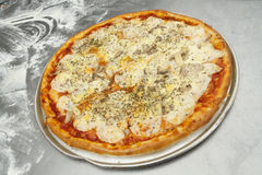 Loja da padaria da pizza da padaria Fotos de Stock Royalty Free