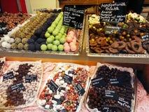 Loja da padaria em Viena Fotos de Stock