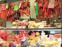 Loja da queijaria  Fotos de Stock