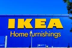 Loja das mobílias para a casa de IKEA Localizado nas cascatas Pkwy Portland, ou imagem de stock royalty free