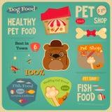 Loja de animais de estimação Imagens de Stock Royalty Free