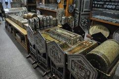Loja de antiguidades fotos de stock