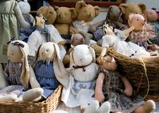 Loja de brinquedo Imagens de Stock Royalty Free