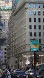Loja de capitânia de Bulgari na 5a avenida em New York Imagem de Stock