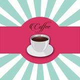 Loja de Coffe Fotos de Stock Royalty Free