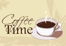 Loja de Coffe Fotografia de Stock